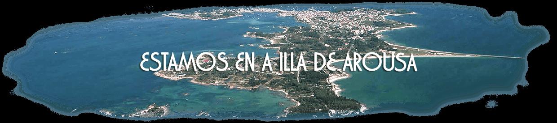 Vista Aérea A Illa de Arousa