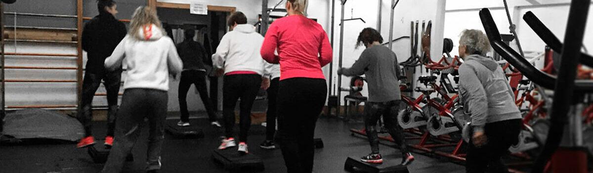 Pilates Spinning Ximnasia Mantemento