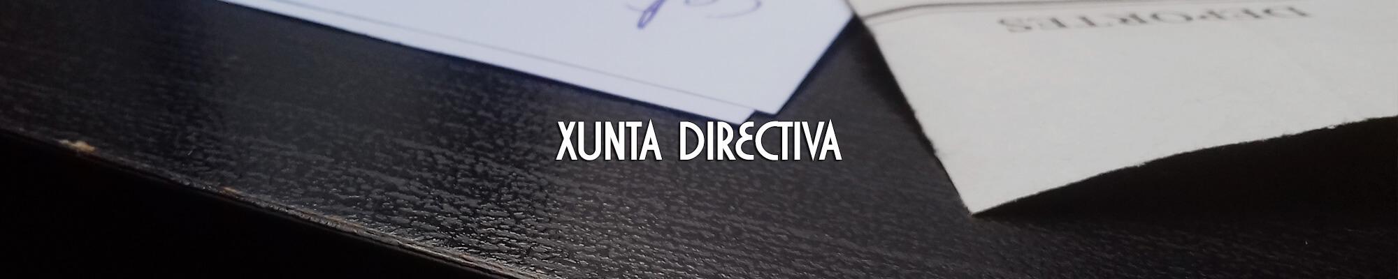 xunta directiva