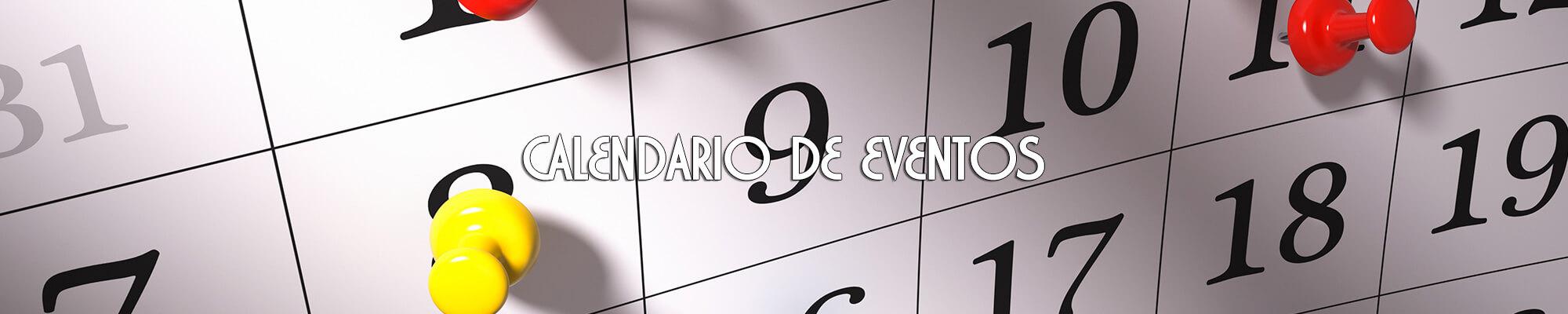Calendario Eventos Club Piragüismo A Illa de Arousa