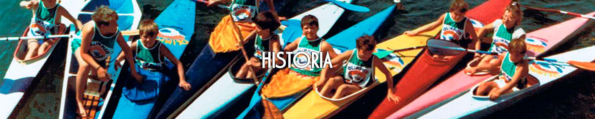 Historia Club Piragüismo A Illa de Arousa