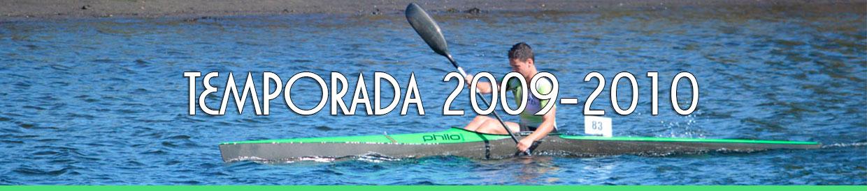 Palmarés TEMPORADA 2009-2010