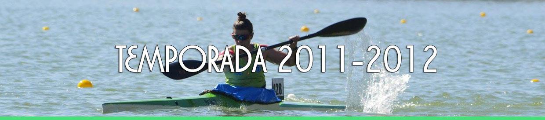 Palmarés TEMPORADA 2011-2012