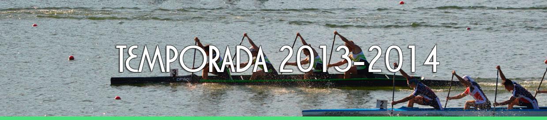 Palmarés TEMPORADA 2013-2014