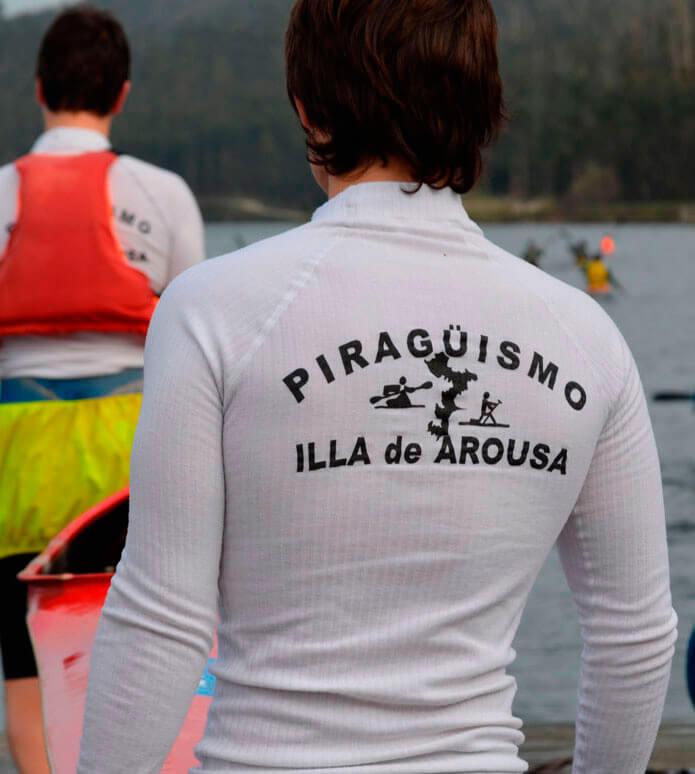 Socio Club Piragüismo A Illa de Arousa